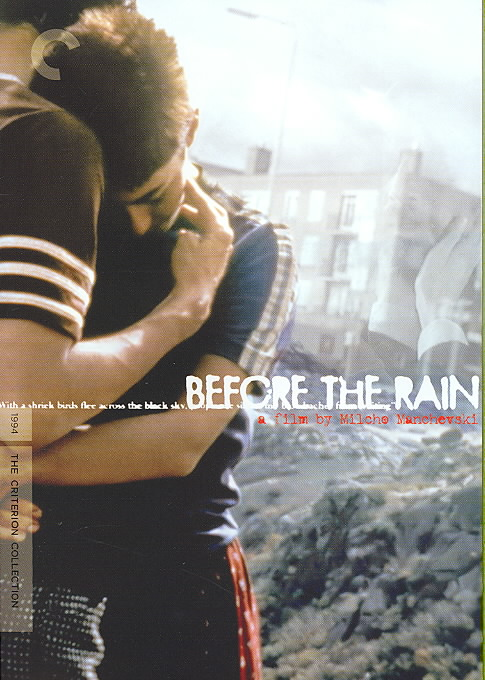 BEFORE THE RAIN BY MANCHEVSKI,MILCHO (DVD)