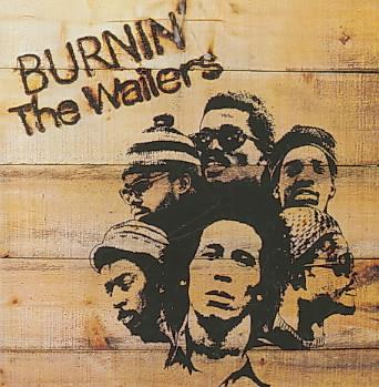 BURNIN' BY MARLEY,BOB & THE WA (CD)