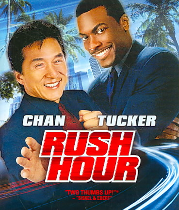 RUSH HOUR BY CHAN,JACKIE (Blu-Ray)